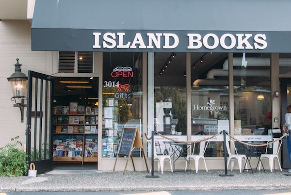 Island Books & Homegrown